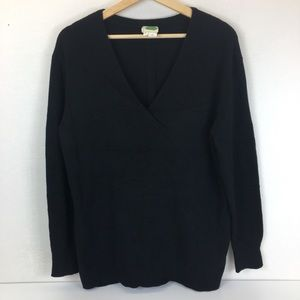 Anthropologie Women's V Neck Sweater